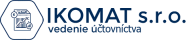 Účtovníctvo Bratislava, Podunajské Biskupice | IKOMAT s.r.o. - logo